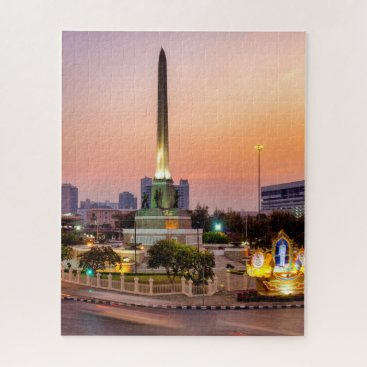Victory Monument Jigsaw Puzzle