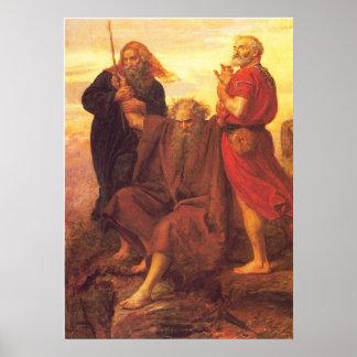Victory O Lord by John Everett Millais Print