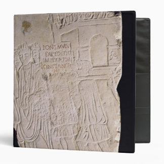 Victory of Constantine the Great over Vinyl Binder
