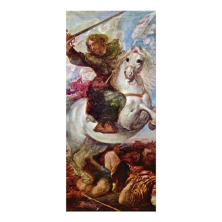 Victory Of St. James The Apostle On The Moors, Spa Personalized Rack Card
