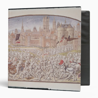 Victory of the inhabitants of Ghent led by 3 Ring Binder