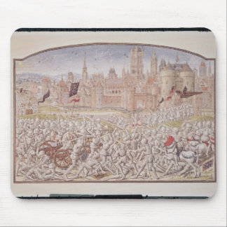 Victory of the inhabitants of Ghent led by Mouse Pad