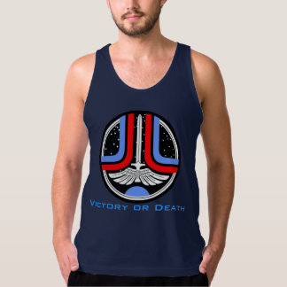 Victory or Death Tank Top