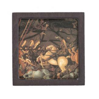 Victory over Bernardino della Ciarda by Paolo Ucce Gift Box