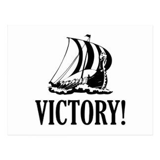Victory! Postcards