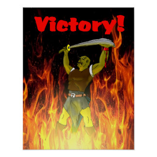 Victory Posters
