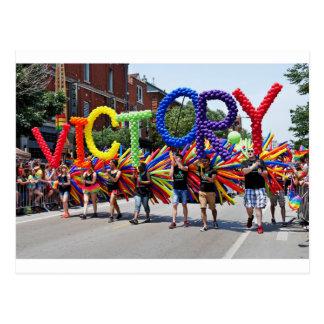 Victory Pride.JPG Postcard
