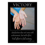 Victory Print