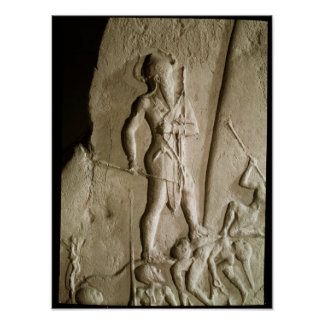 Victory Stele of Naram-Sin Poster