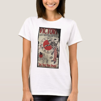 Victory Through Daylight Savings Time WWII T-Shirt