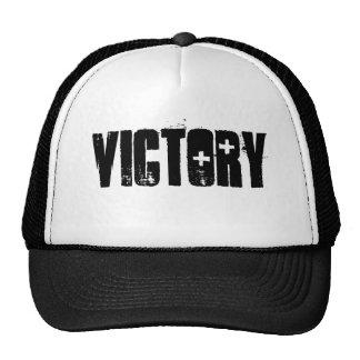 VICTORY TRUCKER HAT