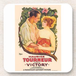 Victory Vintage Movie Coasters