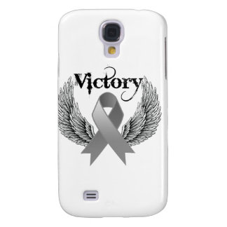 Victory Wings - Brain Cancer Samsung Galaxy S4 Cover