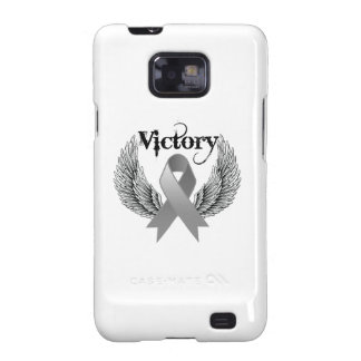 Victory Wings - Brain Cancer Galaxy S2 Cover