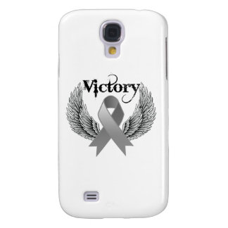 Victory Wings - Brain Cancer Galaxy S4 Covers
