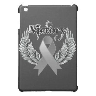 Victory Wings - Brain Cancer Cover For The iPad Mini