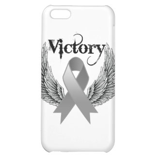 Victory Wings - Brain Cancer iPhone 5C Case
