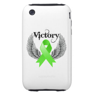 Victory Wings Lymphoma Tough iPhone 3 Cover