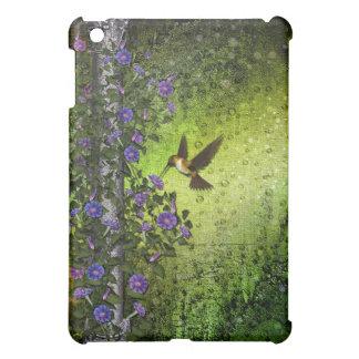 Vid de la flor del colibrí femenina
