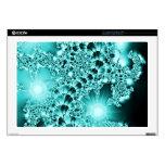 Vid floral del fractal del trullo con las luces portátil 43,2cm skins
