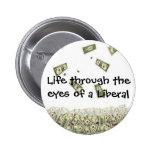Vida a través de los ojos de un liberal pins