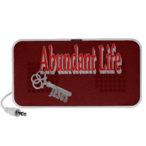 Vida abundante: La llave - v1 (Juan 10: 10) Mp3 Altavoz