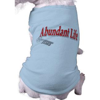 Vida abundante La llave - v1 Juan 10 10 Ropa De Perros