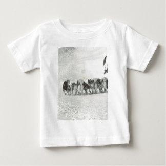 Vida ártica del vintage, Groenlandia T Shirts