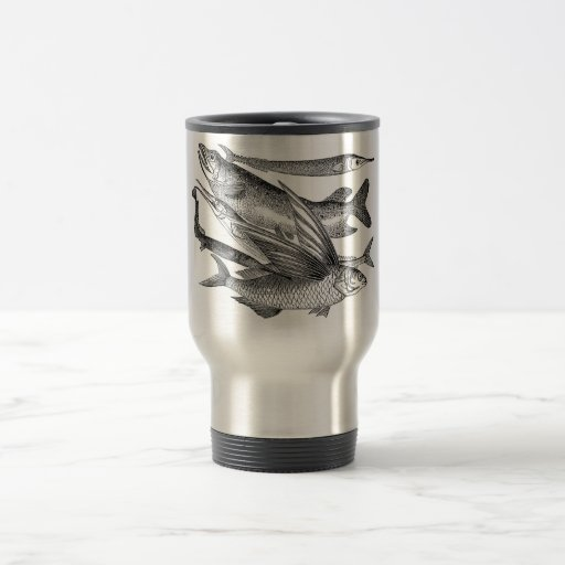 Vida asombrosa de la aguamarina tazas de café