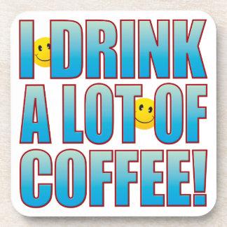 Vida B del café de la bebida Posavasos De Bebida