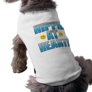 Vida B del Hippie Playera Sin Mangas Para Perro