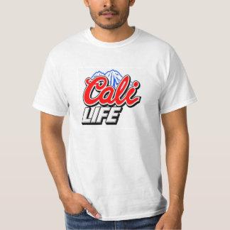 Vida California de Cali crecida Camisas