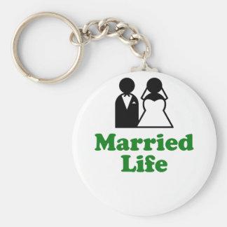 Vida casada llaveros