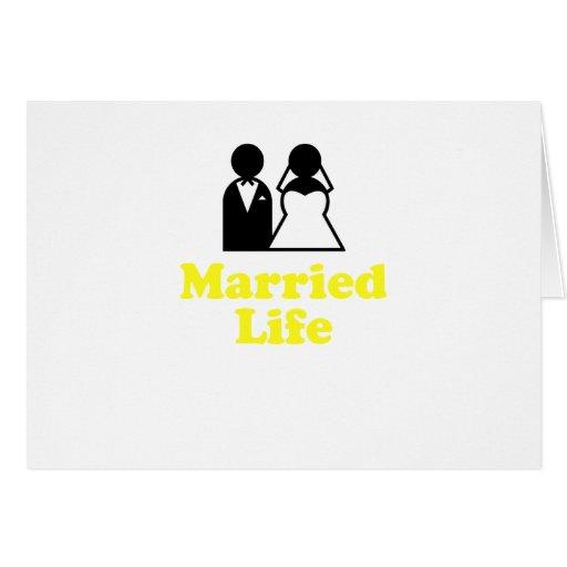 Vida casada felicitaciones