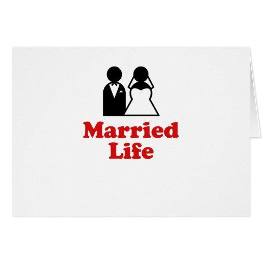 Vida casada tarjetón