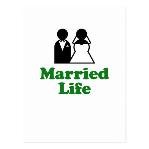 Vida casada postales