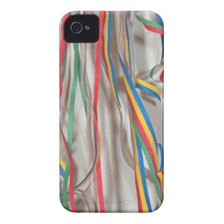 vida colorida Case-Mate iPhone 4 protector