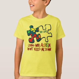 Vida con autismo playera