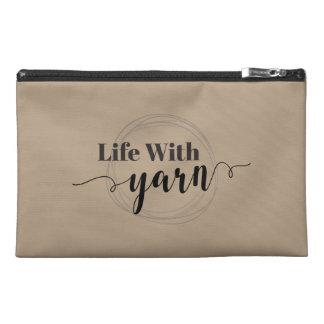 """""""Vida con el bolso accesorio del hilado"""""""