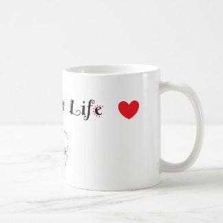 Vida de Besties 4 Taza De Café