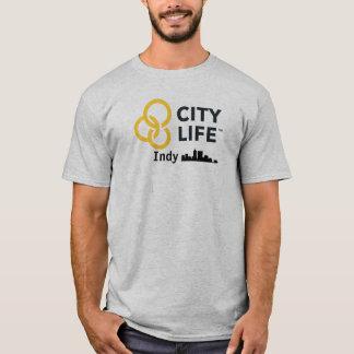 Vida de ciudad Indy Playera