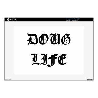 Vida de Doug Calcomanías Para Portátiles