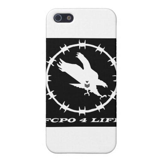 VIDA DE FCPO 4 (OSCURA) iPhone 5 PROTECTOR