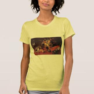 Vida de Francisco todavía Snyders- con una cesta d Camisetas