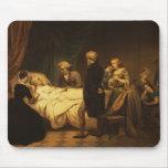 Vida de George Washington la muerte cristiana