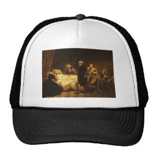 Vida de George Washington la muerte cristiana Gorra