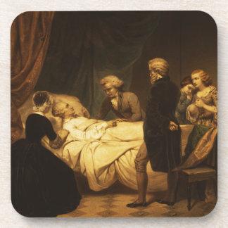 Vida de George Washington la muerte cristiana Posavasos
