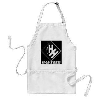 Vida de Hayseed Delantal