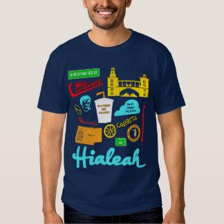 Vida de Hialeah (en color) Polera