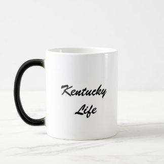 Vida de Kentucky Taza Mágica